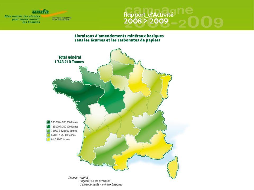 Rapport_dActivité 2008 > 2009