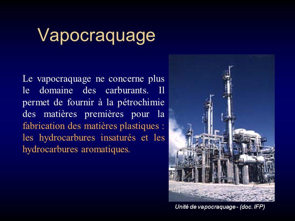 Réformage Le réformage est un traitement thermique et catalytique qui consiste à transformer les chaînes carbonées linéaires en chaînes carbonées rami