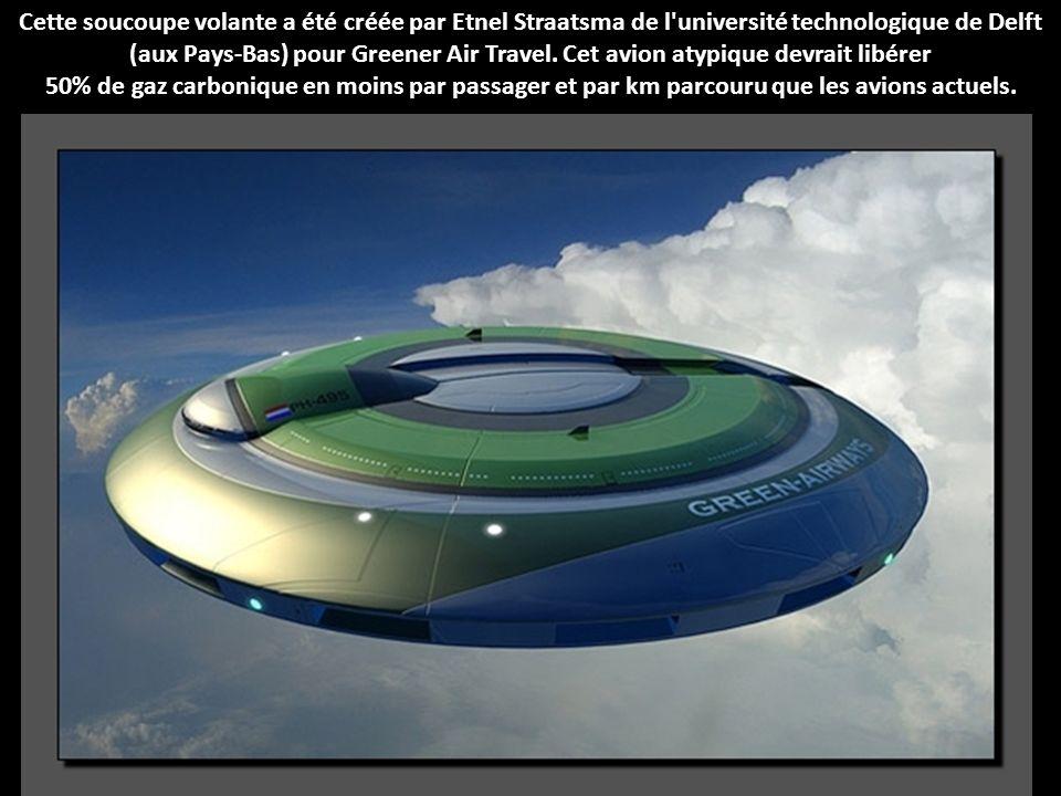 Ce concept de la NASA est plutôt non conventionnel pour un avion. Cette voile solaire va utiliser l'énergie lumineuse comme carburant et va battre des