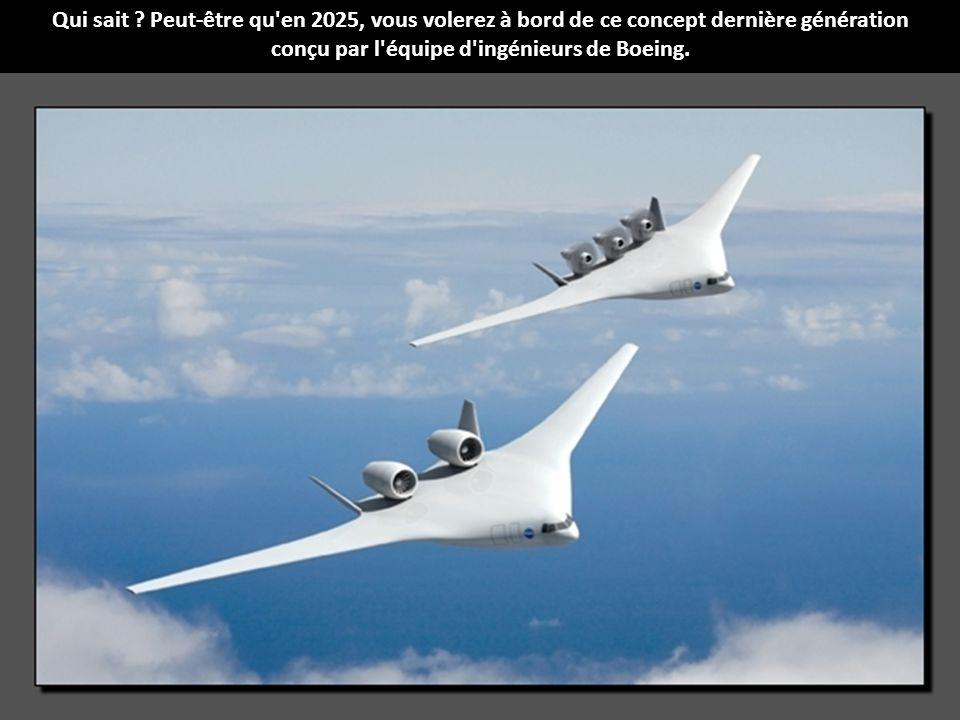 Ces avions qui vont révolutionner l'aéronautique NASA, Boeing, Airbus... Se lancent dans le développement de nouveaux concepts aéronautiques pour les