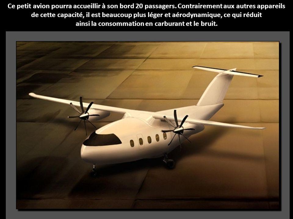 Le Massachussetts Institute of Technology dévoile ce nouveau concept aéronautique baptisé