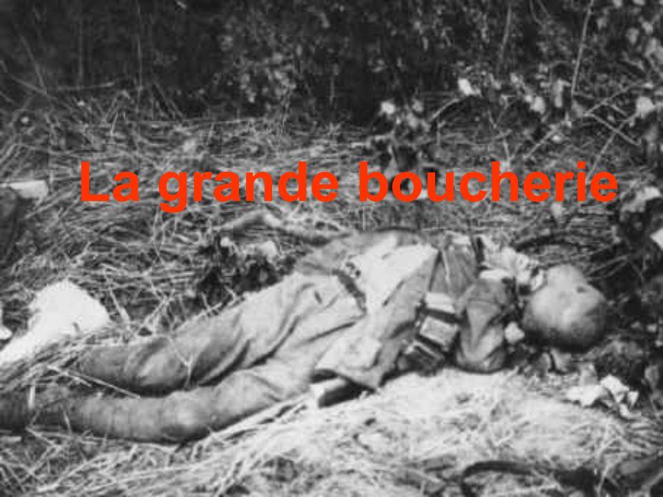 Un massacre Verdun, Le 18 mars 1916, Ma chérie, Je t écris pour te dire que je ne reviendrai pas de la guerre.