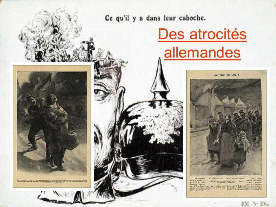 Pénétration allemande Les Allemands traversent la Belgique et pénètrent en France puis entament leur manœuvre vers le Sud-est. Ils senfoncent profondé