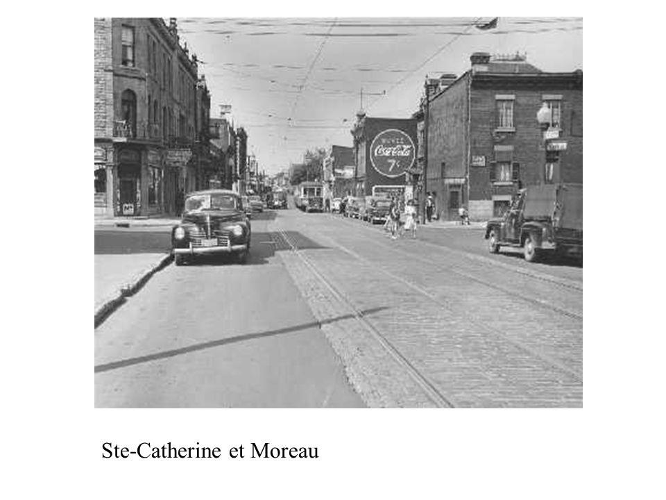 Ste-Catherine et Moreau