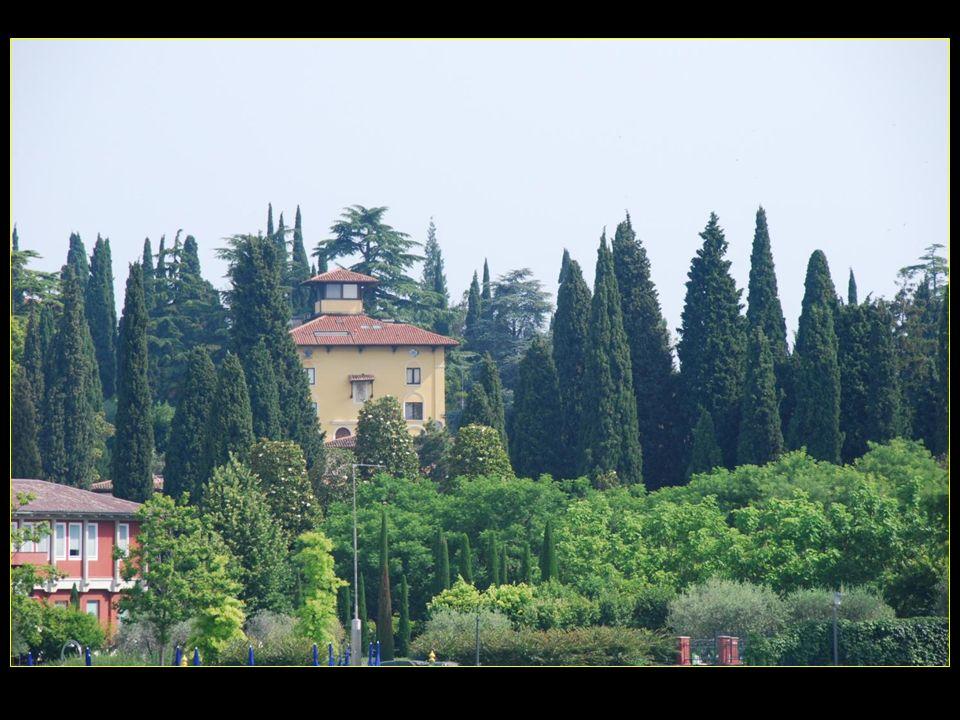 La villa de Maria Callas où vécut la diva pendant les années 1950