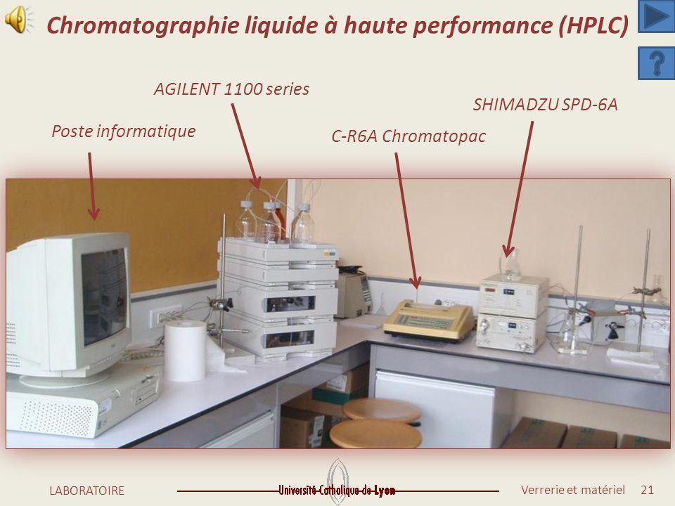 Verrerie et matériel 20 LABORATOIRE PERKIN ELMER autosystem XL Chromatographie gazeuse Intégrateur SERVOTRACE Sefram