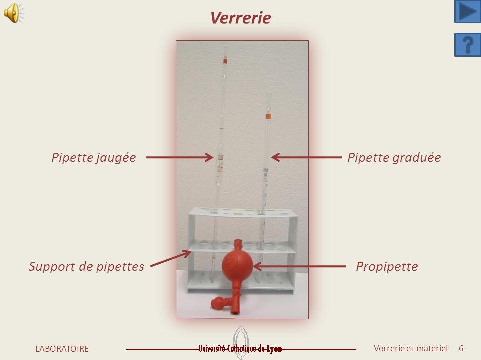 Verrerie et matériel 5 LABORATOIRE Ballon à saponifier et anneau de lestage Flacon bouché émeri Verrerie Canne de verre Burette et porte burette