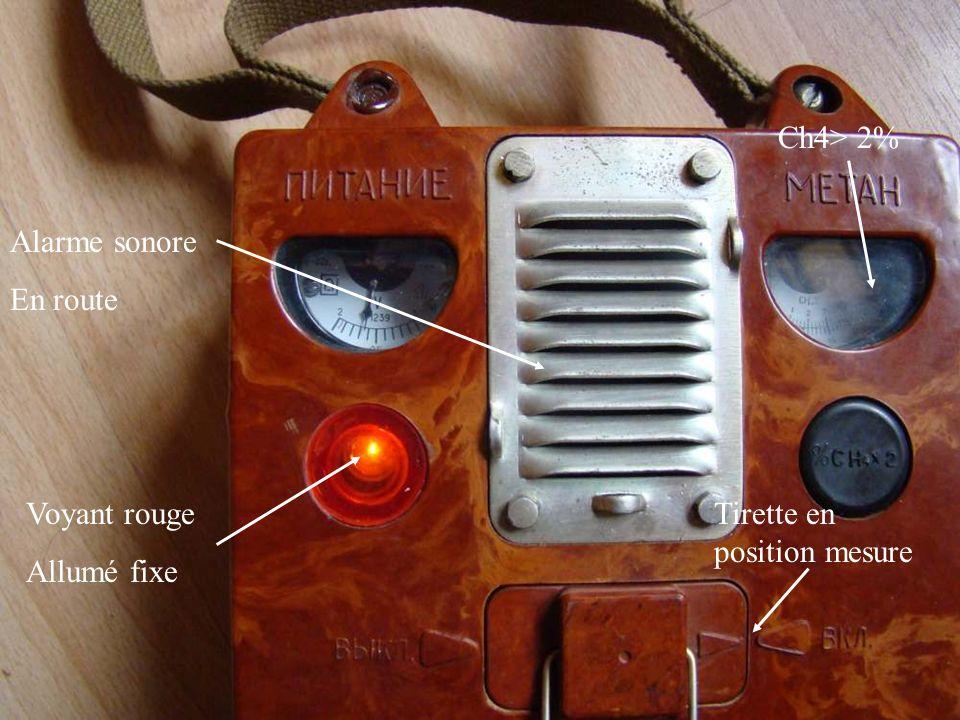 Tension pendant la mesure. = 2,45 volts