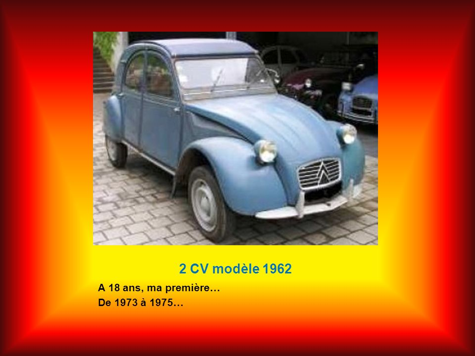 ID 19 modèle 1959 Donnée par le père dune copine (de lépoque).