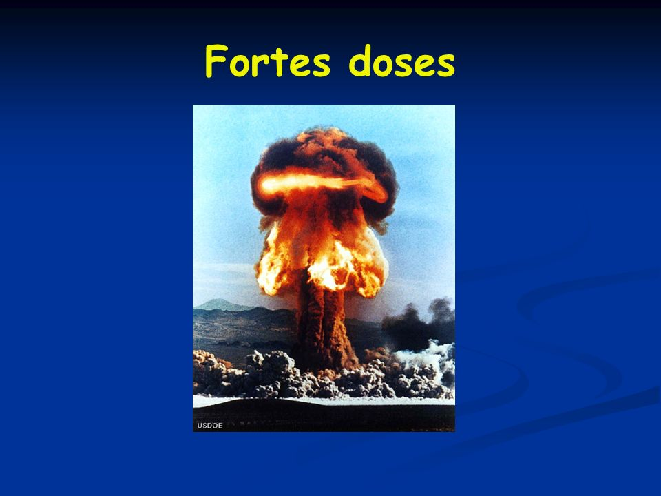 Fortes doses