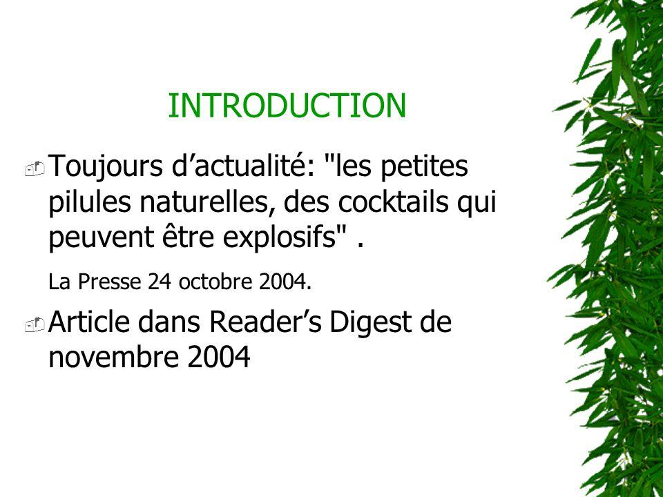 Toujours dactualité: