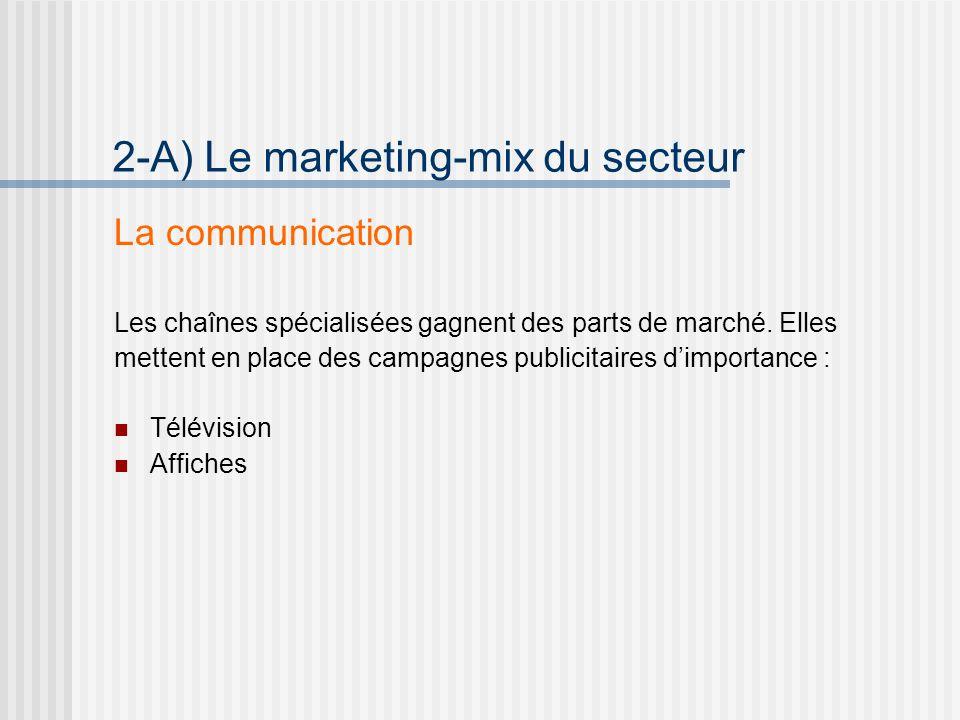 La communication Les chaînes spécialisées gagnent des parts de marché.