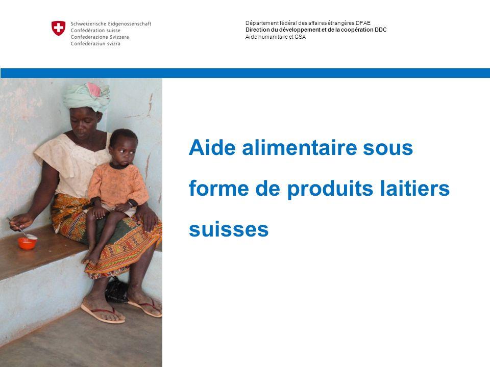 Titel: Powerpoint Mustervorlage Département fédéral des affaires étrangères DFAE Direction du développement et de la coopération DDC Aide humanitaire