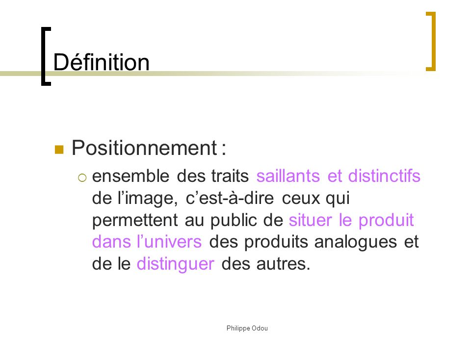 Philippe Odou La théorie de lICEBERG