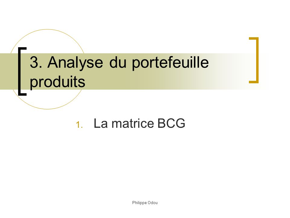 Philippe Odou Image de la marque Capital Sympathie Efficacité/ nettoyage Caractère magique Propreté sans effort + caractère ludique