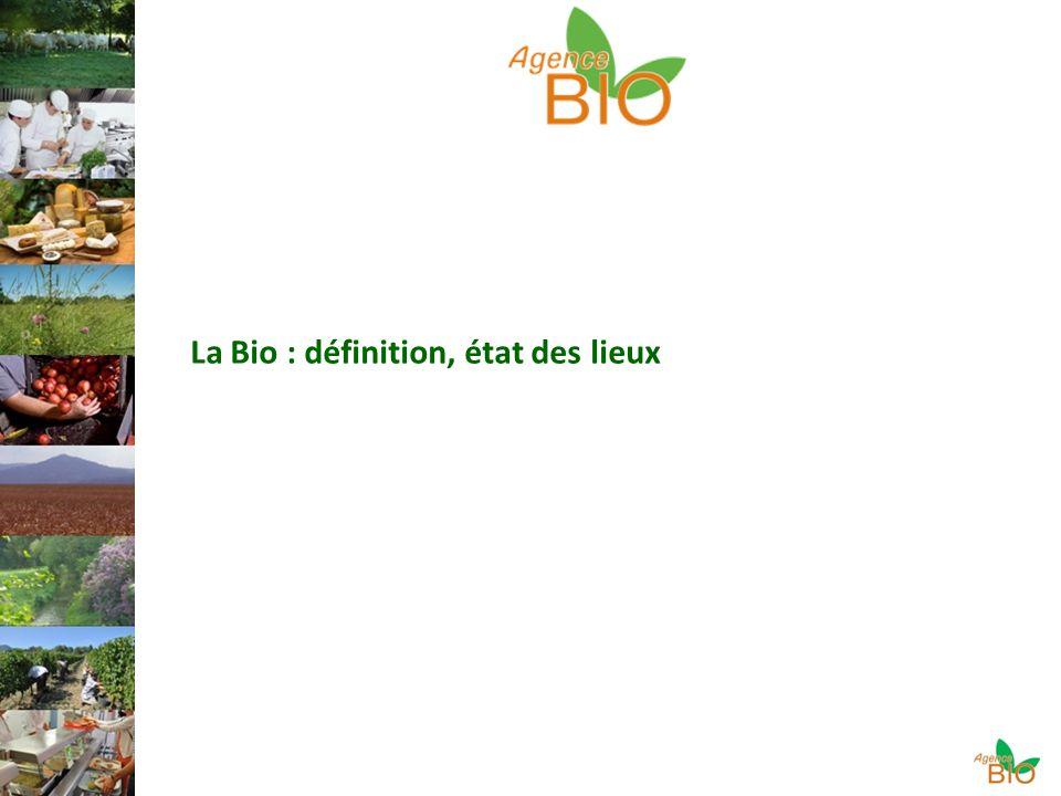 La Bio : définition, état des lieux