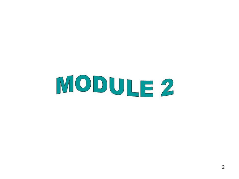 1 Atelier PFNL 21,22,23, Juillet 2009 MODULE 2 Présenté par M. NDOUGA André Jules Président du Syndicat STIEPFS