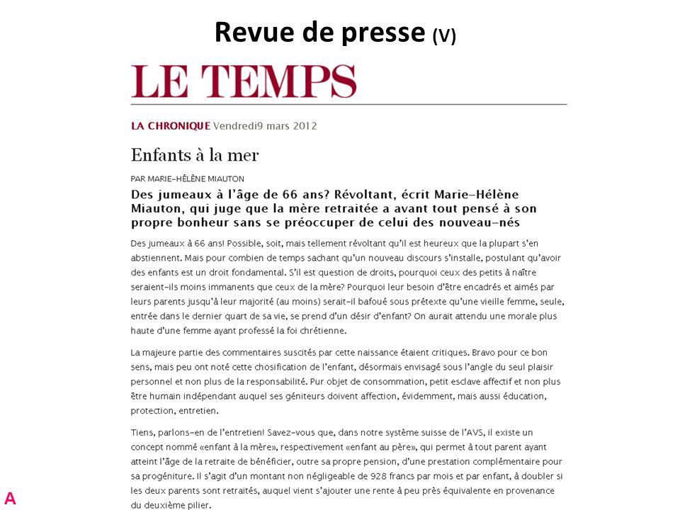 RNT - Prof.Junod - Cours 4 (12.3.2012) 8 Plan de cette leçon Partie A.