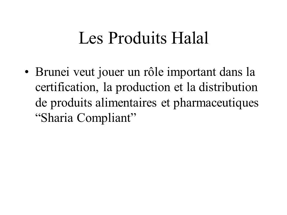 Les Produits Halal Brunei veut jouer un rôle important dans la certification, la production et la distribution de produits alimentaires et pharmaceutiques Sharia Compliant