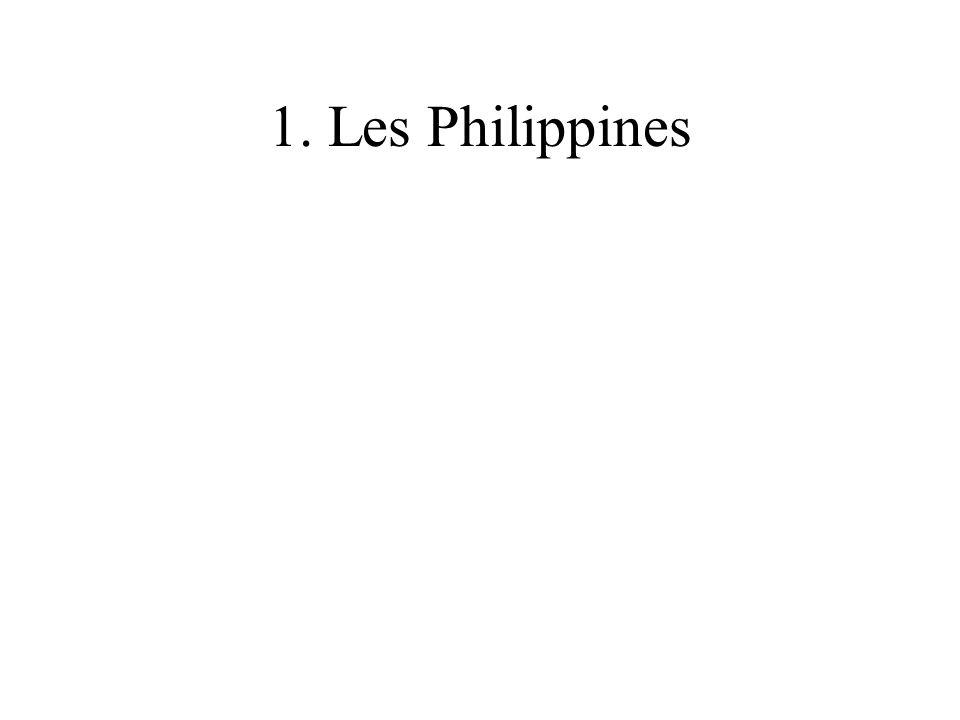 1. Les Philippines