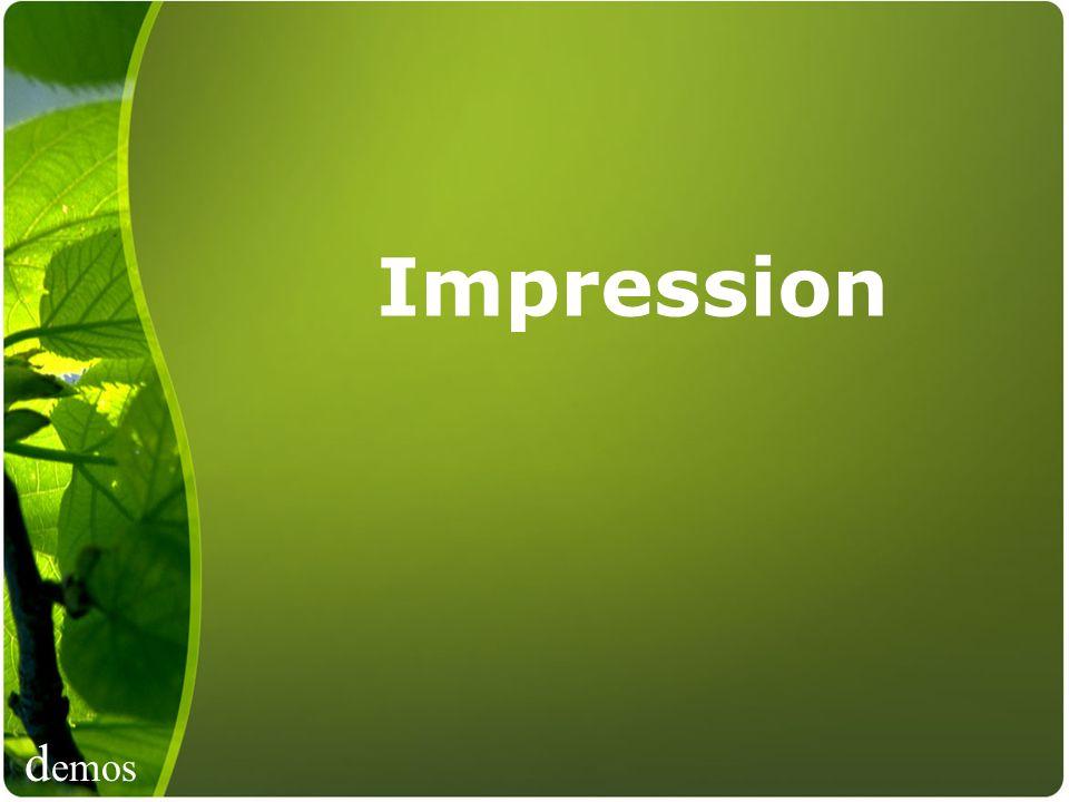 d emos Impression
