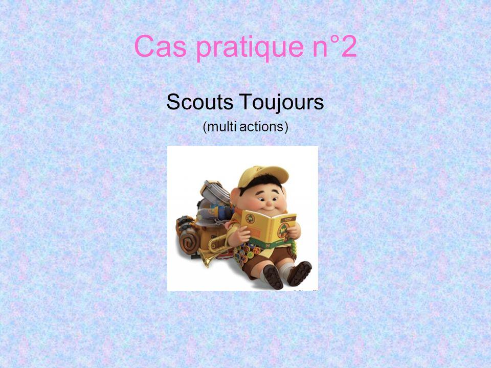 Cas pratique n°2 Scouts Toujours (multi actions)