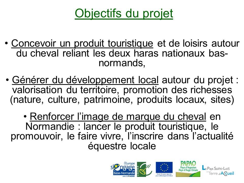 1 parcours de 178 km - 1 évènement mais différents produits touristiques 1 méthodologie Création de 2 groupes de travail : - groupe 1 « Tracé / Ressources » piloté par le PAPAO, - groupe 2 «Produits / Promotion» piloté par le Pays Saint-Lois