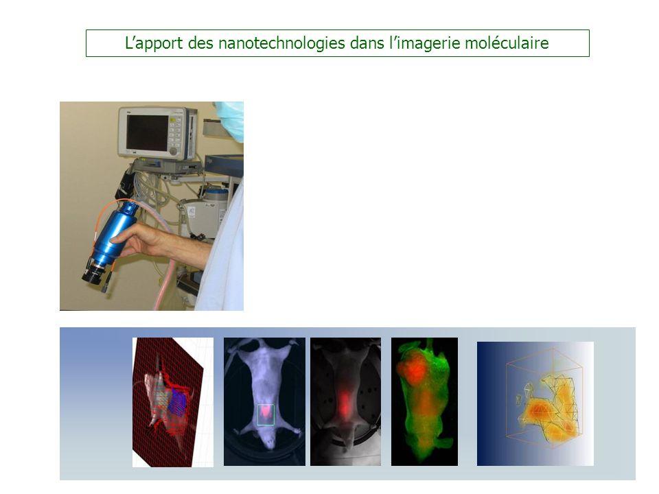 19 Lapport des nanotechnologies dans limagerie moléculaire