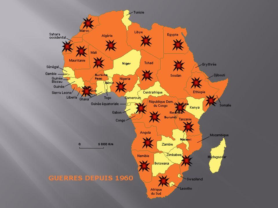 5- Les pays européens saffrontent pour le contrôle des colonies.