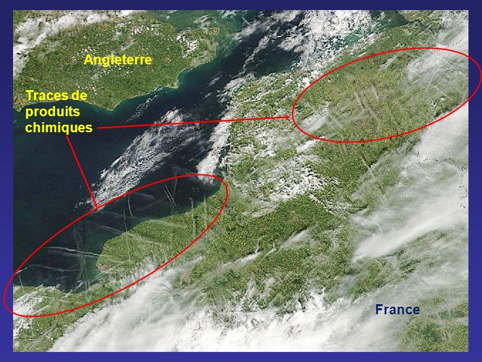 Obstruction de pluie sur l Adriatique