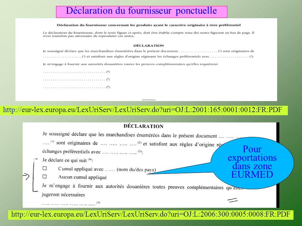 http://eur-lex.europa.eu/LexUriServ/LexUriServ.do?uri=OJ:L:2001:165:0001:0012:FR:PDF http://eur-lex.europa.eu/LexUriServ/LexUriServ.do?uri=OJ:L:2006:3