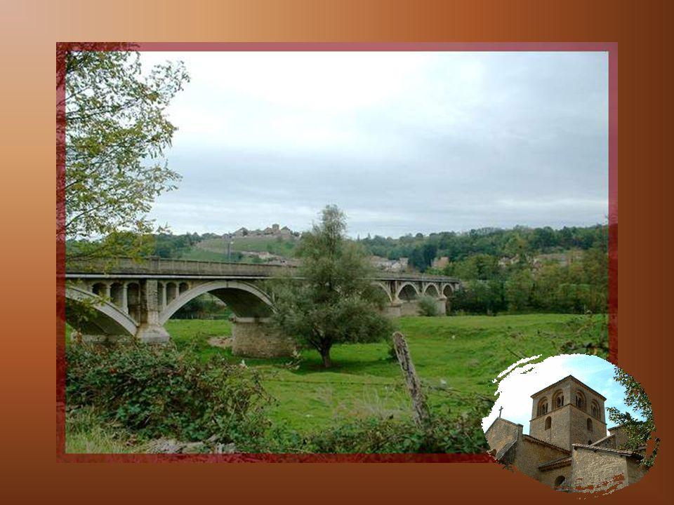 Iguerande est un petit village du Brionnais.