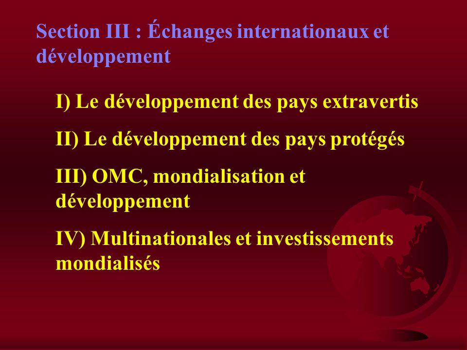 III) Union européenne et croissance A) Atouts 1) Une super puissance éco 2) Une place financière d importance 3) Une convergence des pays B) Faiblesse