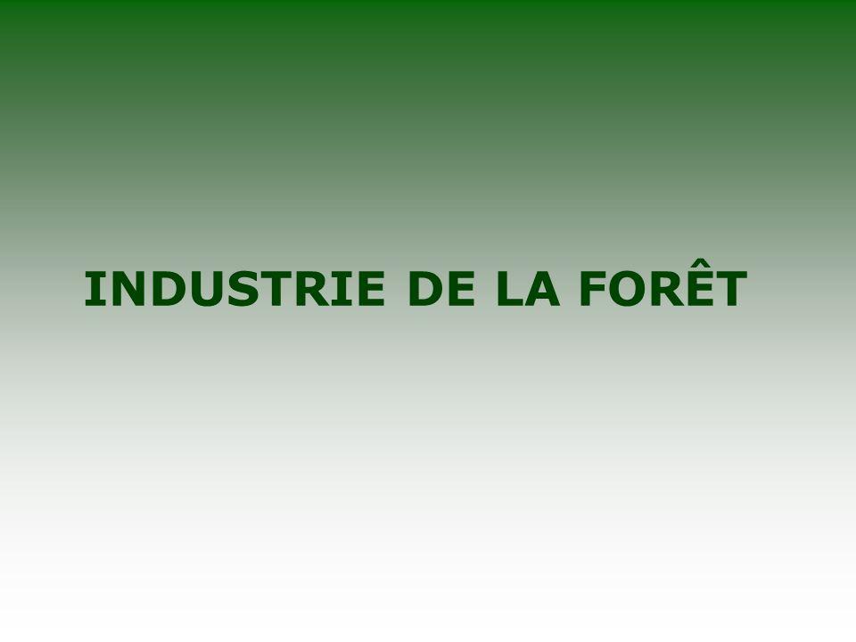 Perspectives de développement : 1.Les recommandations du rapport Coulombe risquent fort davoir un impact positif sur le niveau des activités de lindustrie forestière estrienne autant au niveau de la récolte que de laménagement.