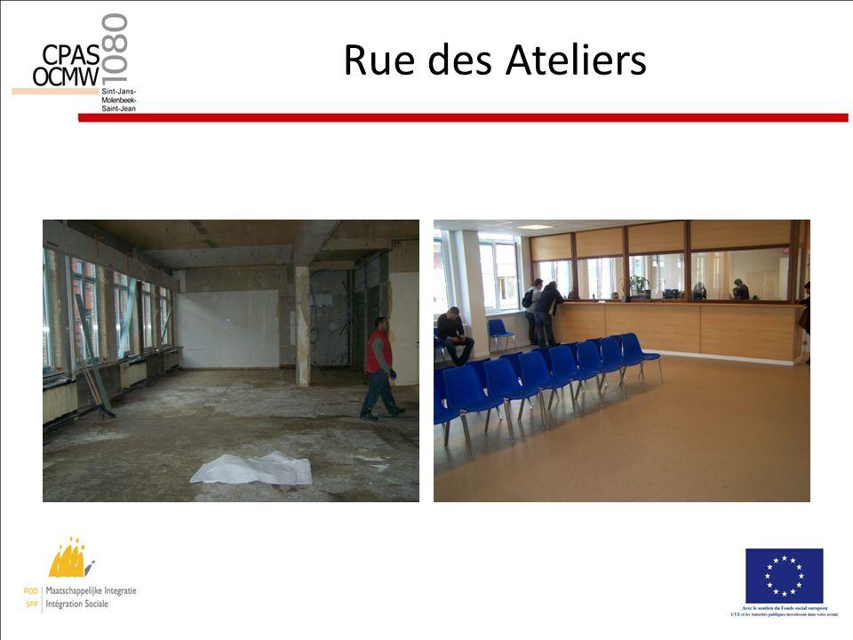 Rue des Ateliers