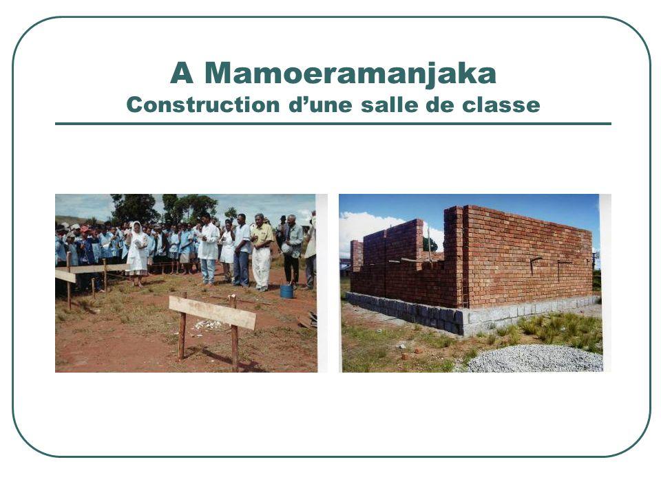 ANNEE SCOLAIRE 2008/2OO9 Sommaire : - Parrainage - Incendie à Foulpointe - Aide durgence aux sinistrés - Aide à lécole Sainte-Thérèse, au C.E.G - Noel des enfants sinistrés.