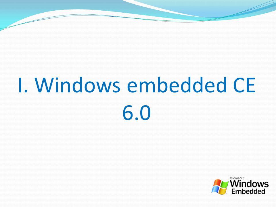 Déploiement dune application.net Requis : composant « Core Connectivity » Conmanclient2.exe Cmaccept.exe Ils soccupent du dialogue Ethernet ou série entre le Visual Studio et Windows CE.