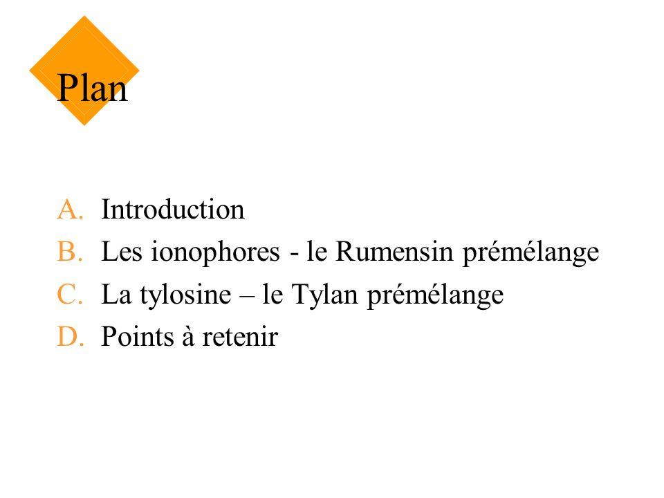 À RETENIR TYLAN améliore la conversion alimentaire chez les sujets atteints dabcès au foie compte tenu de lincidence, il est économiquement rentable de l utiliser