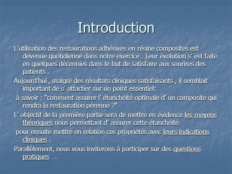 PLAN I/ Introduction I/ Introduction II/ Critères théoriques II/ Critères théoriques III/ Critères cliniques III/ Critères cliniques Conclusion Conclu