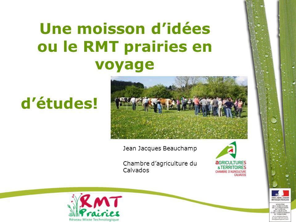 Tout le contenu des voyages du RMT Prairies