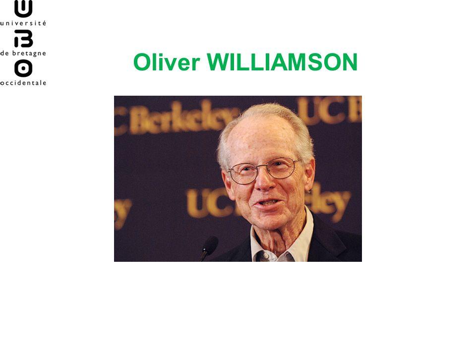 Oliver WILLIAMSON