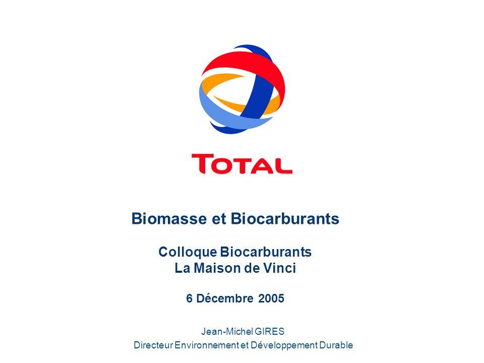 12 Biomasse et Biocarburants – J.M.