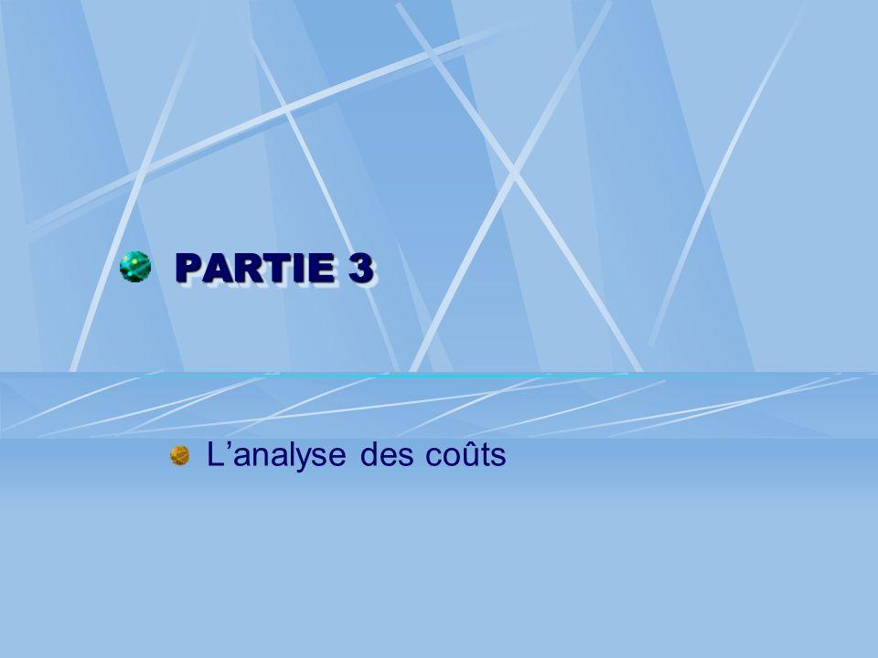 FONDEMENTS DU CALCUL DES COÛTS Coûts Directs Coûts Indirects .