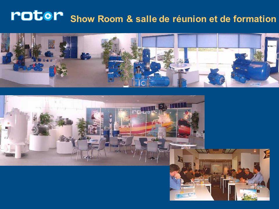 Show Room & salle de réunion et de formation