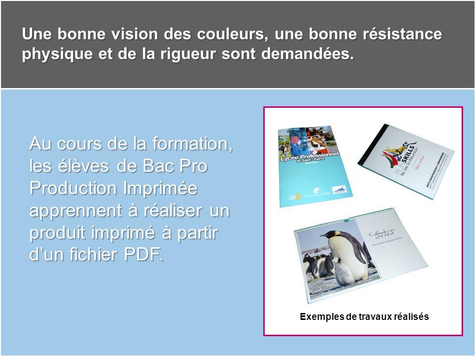 Ce fichier PDF sera ensuite chargé dans un logiciel dimposition sur le CTP.