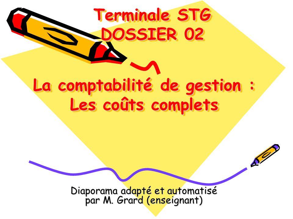 Calcul des Coûts dunité dœuvre des différents centres du tableau danalyse des charges indirectes Comment a été obtenu le coût dunité dœuvre du centre approvisionnement .