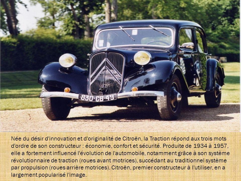 Le faux cabriolet 11L est produit dès juin 1934.