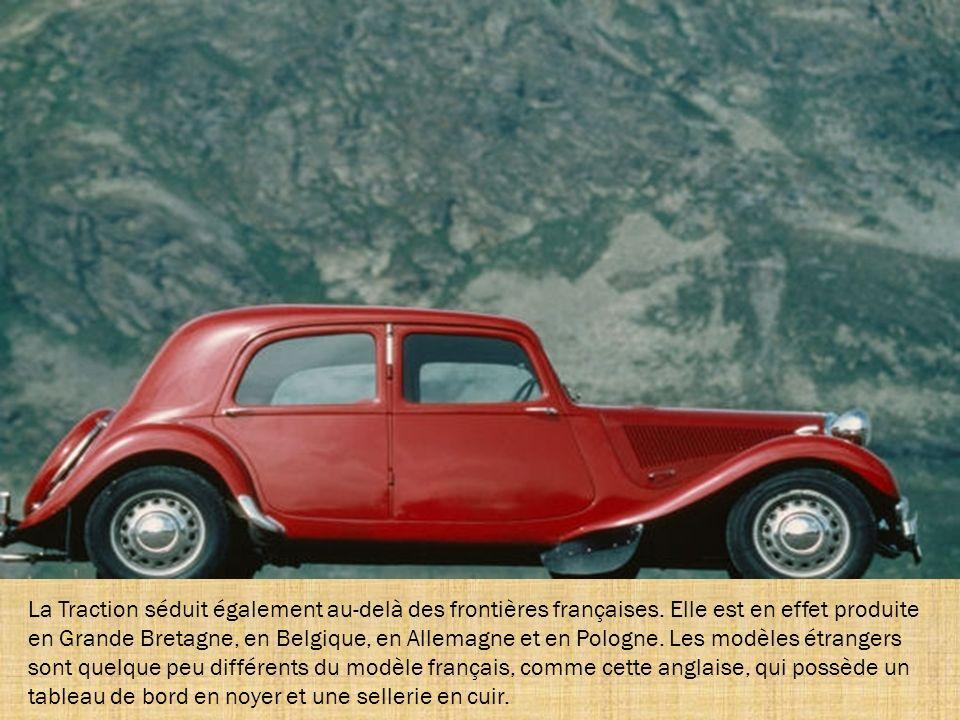 La 15/6H est dévoilée à la presse le 15 avril. Le moteur passe à 80 chevaux. Elle n'est produite qu'à 3077 exemplaires dont 2 familiales.