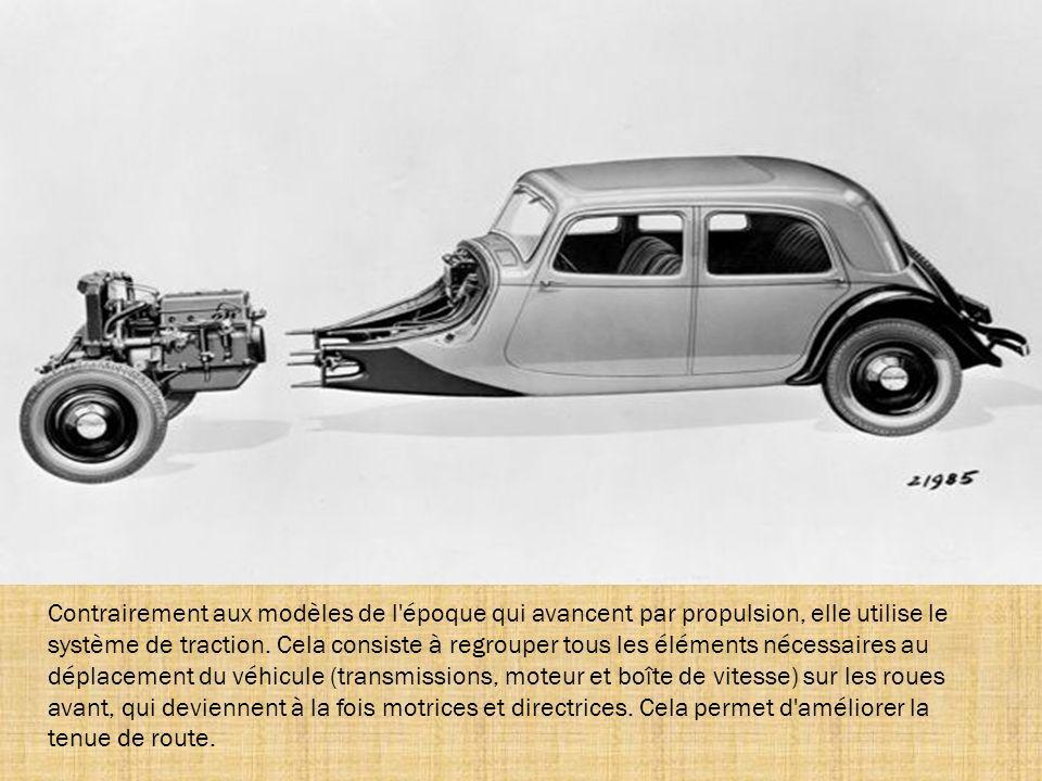 Au salon de septembre 1934, Citroën dévoile un nouveau modèle grand luxe : la 22.