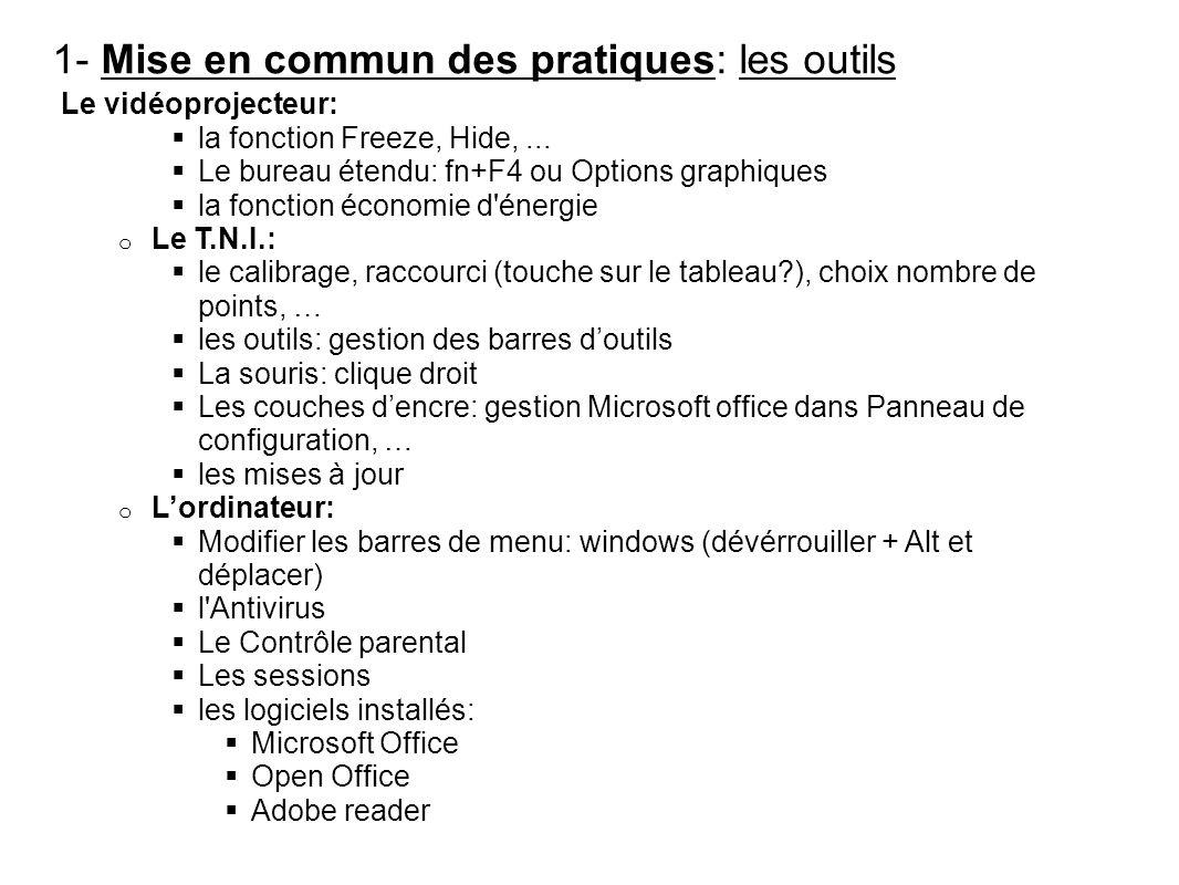 o Les logiciels : SANKORE, Créer des pages modèles: Pour le CP Pour les Maths Des exemples Utiliser les outils: rapporteur, règle, équerre,...